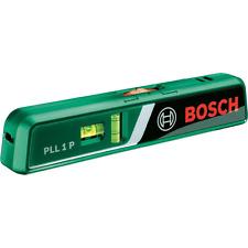 Bosch DIY Laser-Wasserwaage PLL 1 P Batterien Universalhalterung Linienlaser 5 m