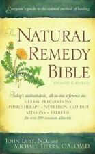 The Natural Remedy Bible (Better Health for 2003)