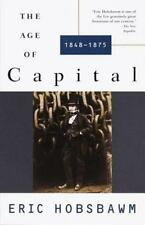 The Age of Capital: 1848-1875  Hobsbawm, Eric  Acceptable  Book  0 Paperback