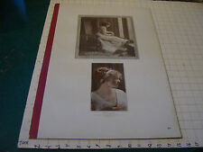 J.L. TAYLOR & COMPANY aprox 22 x 15 ad page w/ VIVIAN MARTIN the spendthrift '10