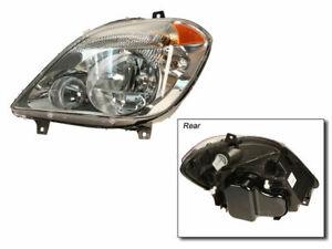 For 2010-2016 Freightliner Sprinter 2500 Headlight Assembly Left Hella 99917ZM