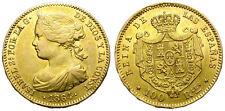 ISABEL II. 100 REALES. 1864. MADRID.