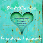 Shop With Charity