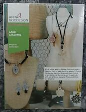 Anita Goodesign Lace Charms Embroidery Design CD ,sealed