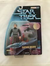 Star Trek Captain Koloth Playmates Figure Warp Factor Series 1