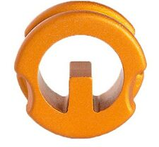 "Precision Peeps 5/16 ORANGE Peep Sight 5/16"" Center Post Orange"