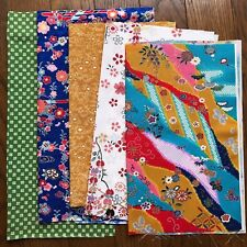 Cutting Japanese cloth set