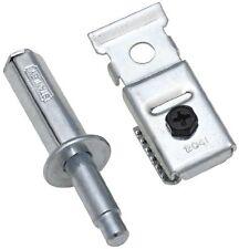 National Hardware N344-929  Zinc Plated Folding Door Upper Pivot