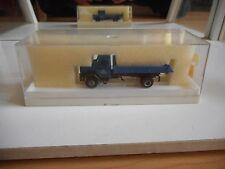 "Brekina Magirus Truck ""Hochtief"" in Blue on 1:87 in Box"