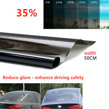 Car 35% Window Solar Film Explosion Proof Film Heat Insulation Membrane 50x300CM