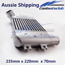 TOP Mount Intercooler Kit FOR Nissan Patrol GU Y61 ZD30 Turbo Post 07 08 09 10