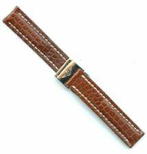 Bracelets de montre Breitling en cuir