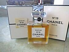 CHANEL 19 PARFUM PURE parfum perfume 14 ml (1/2 oz) ORIGINAL FORMULA