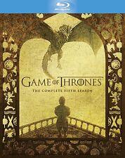 Game of Thrones - Season 5 Blu-ray  Peter Dinklage Lena Headey 5051892193832