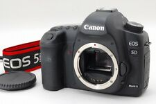 【EXC+++++】Canon EOS 5D Mark II 21.1 MP Digital SLR Camera - Black from Japan 564