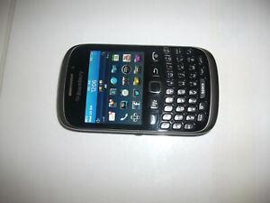 BlackBerry Curve 9320 - Black (O2 UK NETWORK LOCKED) Smartphone