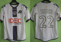 Maillot Toulouse FC Kappa IDEC Groupe Vintage Jersey TFC Sissoko - XS