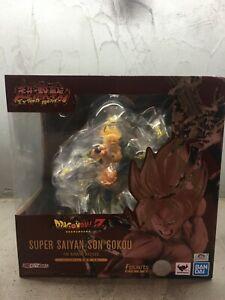 Figuarts ZERO Super Saiyan Son Goku - Tamashii Nations