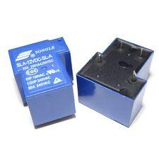 5PCS RELAY SONGLE 4 Pin SLA-12VDC-SL-A SLA-12V NEW