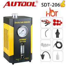 Car Smoke Leakage Detector Oil Leak Fuel Pipe EVAP Diagnostic Smoking Machine