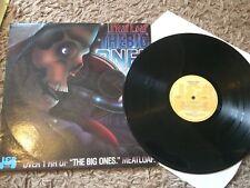 Meat Loaf - THE BIG ONES Vinyl LP  Original 1984 Pressing EX
