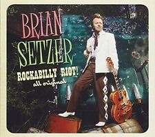 Brian Setzer - Rockabilly Riot! All Original [CD]