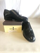 """New Yorker Mens Elevator Height Increasing   Shoes Size 8 D Black  """"New 1990s"""""""