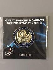 LA Dodgers Fernando Valenzuela Great Dodger Moments Coin #8 9/9/17 SGA NIB