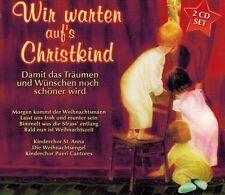 DOPPEL-CD NEU/OVP - Wir warten auf's Christkind