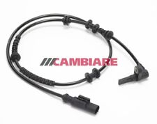 FIAT PANDA 169 1.2 ABS Sensor Wheel Speed 51718056 Cambiare Quality Replacement