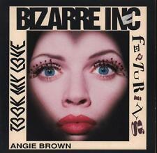 "Bizarre Inc(7"" Vinyl P/S)Angie Brown-Vinyl Solution-STORM 60S-UK-1993--Ex-/Ex"
