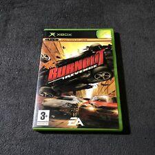 Microsoft XBox Burnout Revenge PAL CD état neuf