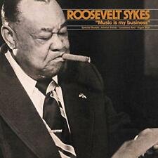 Roosevelt Sykes - Music Is My Business (NEW CD)
