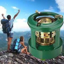 1pc Handy Outdoor 8 Wicks Kerosene Stove Burner Camping Oil Heaters Portable
