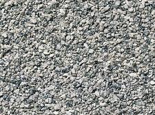 PLUS 09174 Voie N Gleisschotter, gris, Contenu 250 g ( 100g =