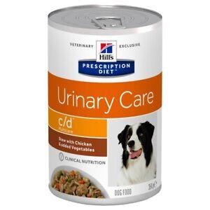 Hills Prescription Diet CD Tins for Dogs (Stew with Chicken & Veg) 12 x 354G