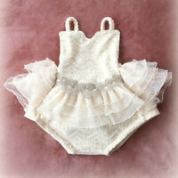 Kid Baby Flower Girls Party Lace Prom Dress Wedding Princess Tutu Tulle Dresses