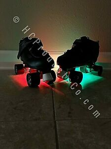 Bluetooth Controlled Led Lights for Roller Skates