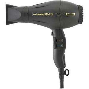 Turbo Power TwinTurbo 3900 Advanced Hair Dryer Black