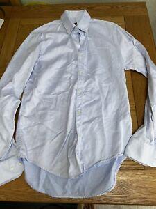 Zara Mens Shirt Slim Fit Medium