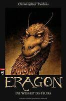 Eragon, Bd. 3: Die Weisheit des Feuers von Christopher P... | Buch | Zustand gut