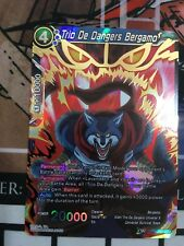 Dragon Ball Super Card Game - 035 Trio De Dangers Bergamo