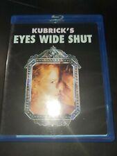 Eyes Wide Shut [Blu-ray], (like new,Dvd)