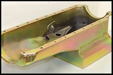 BBC CHEVY 396 454 65-88 ZINC 6 QT OIL PAN # 9728-X
