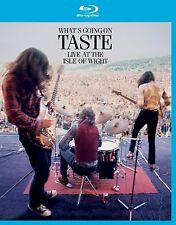 TASTE What's Going On Live At The Isle of Wight Blu-ray Region Free 2015 NEW