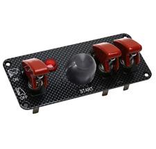 Interruptor Panel Calidad Encendido Start +3 aviones Kit de coche de carreras para Motorsport