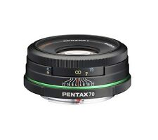 Pentax P DA 70mm f/2.4 Lens