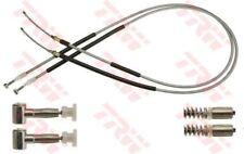 gch1941 TRW Cable, freno de mano trasero derecho izquierdo