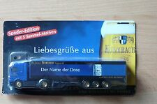 Model Truck Beer Truck Mercedes Benz Actros Kulmbacher 5HS 16