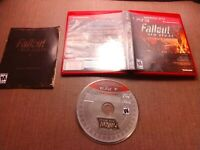 Sony PlayStation 3 PS3 Tested Fallout New Vegas Ultimate Edition Ships Fast
